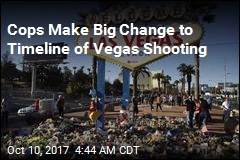 Police Change Timeline of Las Vegas Shooting