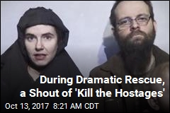They Heard Shooting, Then 3 Words: 'Kill the Hostages'