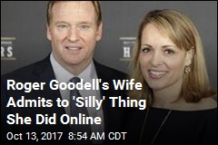 Roger Goodell's 'Secret Admirer' on Twitter: His Own Wife