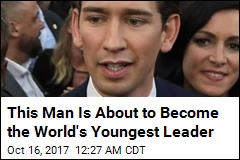 Austria Is About to Get the World's Youngest Leader