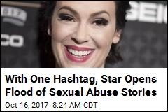 With One Hashtag, Star Opens Flood of Sexual Abuse Stories