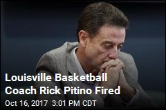 Louisville Fires Rick Pitino Amid Corruption Probe