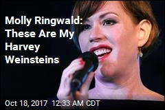 Molly Ringwald: These Are My Harvey Weinsteins