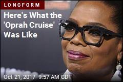 Inside the Weeklong 'Oprah Cruise'