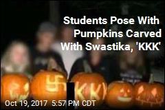 School District Blasts 'Reprehensible' Pumpkin Carvings