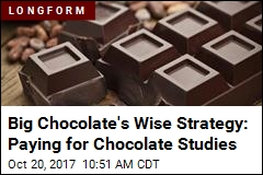 Chocolate Is Great for You. Just Ask Chocolate Makers