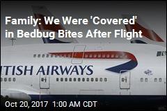 British Airways Apologizes to Bedbug-Bitten Family