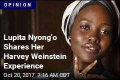 Lupita Nyong'o Shares Her Harvey Weinstein Experience