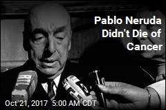 Pablo Neruda's Death Certificate Is Wrong