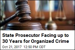 Kentucky Prosecutor Pleads Not Guilty to Organized Crime