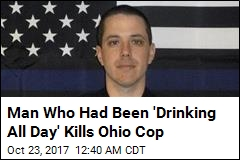 Ohio Cop Killed After Responding to Domestic Call