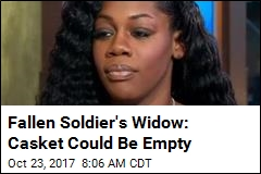 Fallen Soldier's Widow: Trump Couldn't Recall His Name