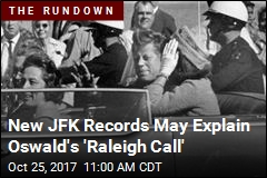 What to Expect With Release of Final JFK Documents