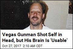 Gunman's Brain to Be Dissected for Clues to Vegas Shooting