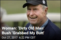 4th Woman Accuses George HW Bush of Groping