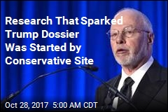 Conservative Site Funded Initial Trump Opposition Research