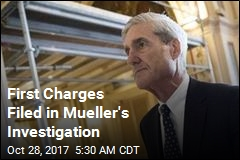 Sources Say Charges Have Been Filed in Mueller's Investigation