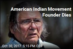 American Indian Movement Founder Dies