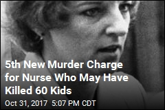 5th New Murder Charge for Nurse Who May Have Killed 60 Kids