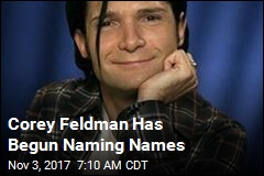 Corey Feldman Names One of His Alleged Abusers