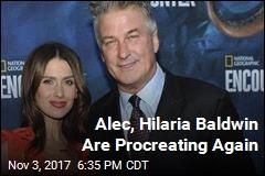 Alec, Hilaria Baldwin Expecting Their 4th Kid