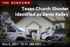 Texas Mass Shooting Suspect Was Kicked Out of Air Force