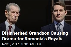 Major Drama Tearing at Romania's Royal Family