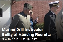 Marine Drill Instructor Guilty of Abusing Recruits
