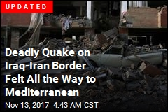 Hundreds Killed as Quake Hits Iraq, Iran
