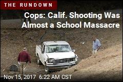 California Gunman Tried to Enter Elementary School