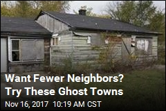 Want Fewer Neighbors? Try These Ghost Towns