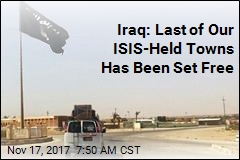 Iraq: Last of Our ISIS-Held Towns Has Been Set Free