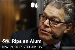 SNL Rips an Alum