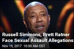 Russell Simmons, Brett Ratner Face Sexual Assault Allegations