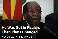 Mugabe Faces Impeachment After Refusing to Quit