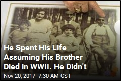 He Thought WWII Wiped Out His Family. One Survived