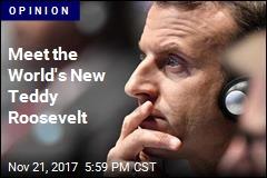 Meet the World's New Teddy Roosevelt