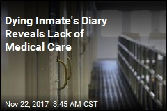 Inmate Dying of Cancer Said He Was Only Given Tylenol