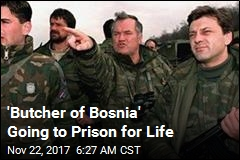 'Butcher of Bosnia' Convicted of Genocide