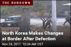 North Korea Tightens Border in Low-Tech Fashion
