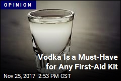 Heading Out on an Adventure? Don't Forget Vodka