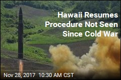 Hawaii to Begin Monthly Nuke Alarm Tests