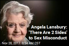 Lansbury: Women Should Own Their Part in Sex Misconduct