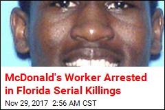 Arrest Made in Florida Serial Klllings