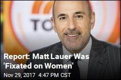 Matt Lauer Exposed Himself to Female Employee: Report