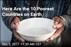 Here Are the 10 Poorest Countries on Earth