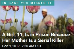 A Girl, 11, Is in Prison Because Her Mother Is a Serial Killer