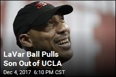 LaVar Ball Pulls Son Out of UCLA