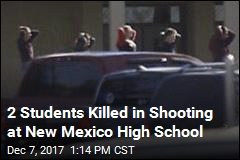 New Mexico School Shooting Leaves 2 Students Dead