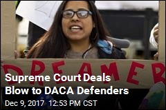 Supreme Court Blocks DACA Case Document Disclosure